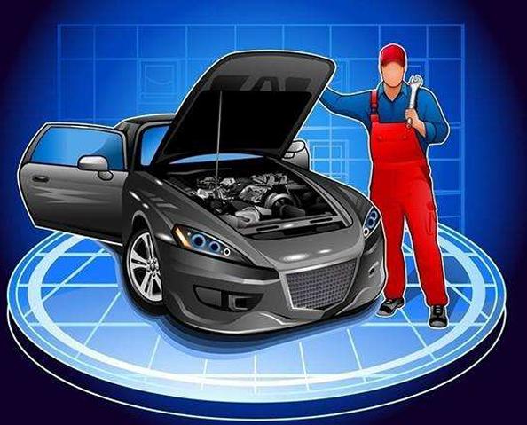 车边汽车美容保养管理系统